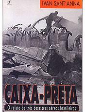 Livro traz relatos de três desastres aéreos brasileiros