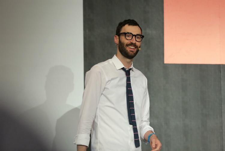 Jake Knapp, designer, especialista em resolução de problemas e criador do método Sprint