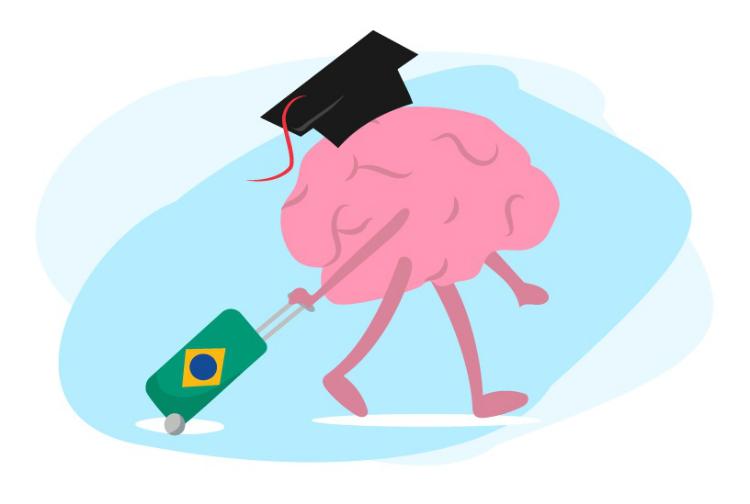 Fuga de cérebros