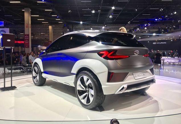 Hyundai Saga é apresentado no Salão do Automóvel de São Paulo