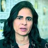 Palestrante Maria Cristina Fernandes