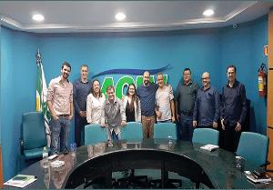 Reunião do G5 em Maringá