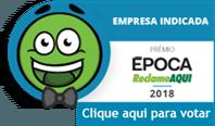 PRÊMIO ÉPOCA RECLAME AQUI 2018